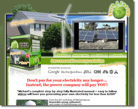 Image of How To Build A Home Made Solar Panel